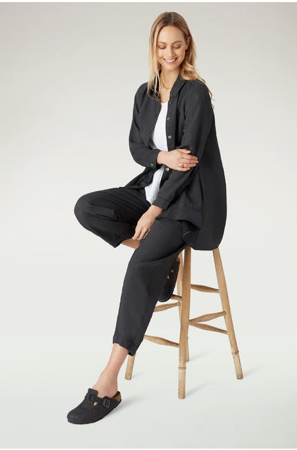 Photo of Soft Tencel Bubble Trouser