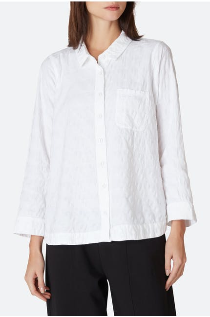 Photo of Seersucker Check Shirt