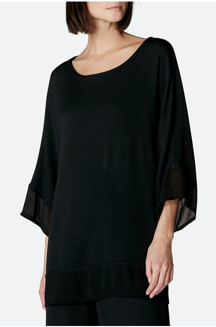 Crepe Easy Top