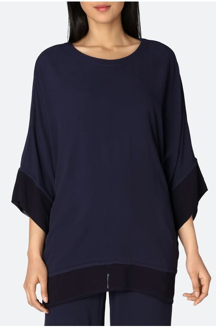 Soft Crepe Easy Top