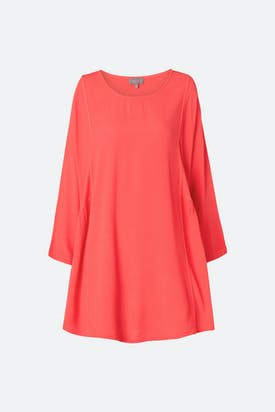Photo of Crepe Seam Detail Top