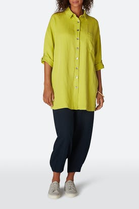 Photo of Slub Tencel Easy Shirt