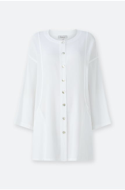 Photo of Crepe Relaxed Shirt