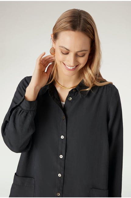 Soft Tencel Shirt