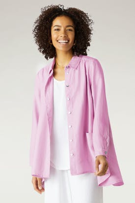 Photo of Soft Tencel Shirt