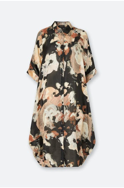 Fliss Shirt Dress