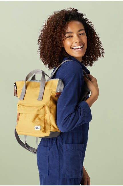 Small Sustainable Canvas Bag