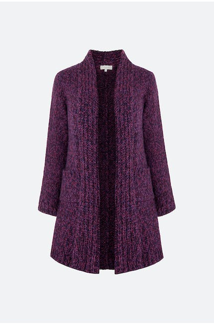Photo of Knitted Tweed Cardi