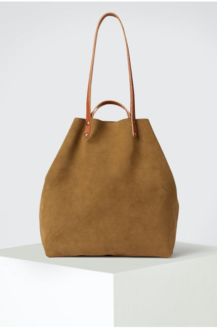 Photo of Suede Tote Bag