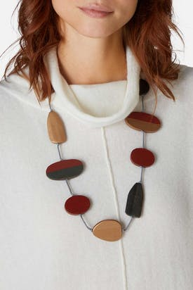 Photo of Mixed Shape Necklace