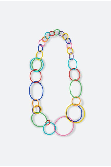 Photo of Multi Hoop Necklace