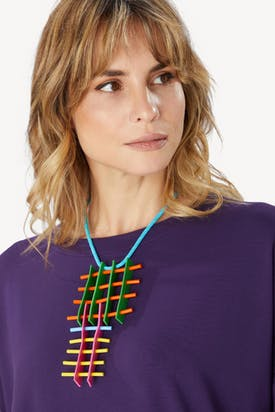 Photo of Ladder Necklace
