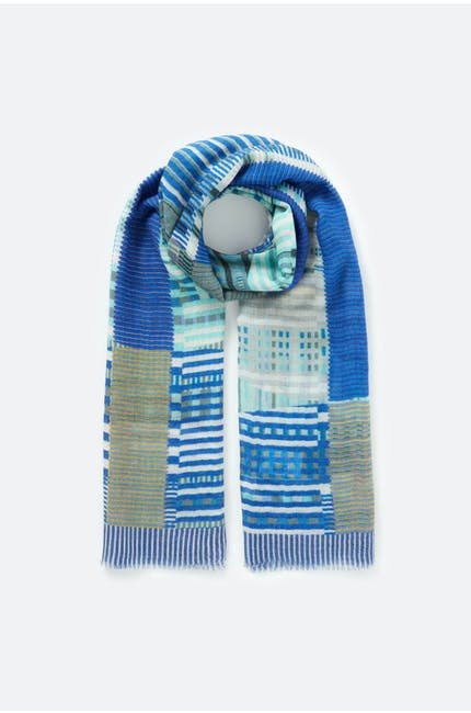 Photo of Piano Key Scarf