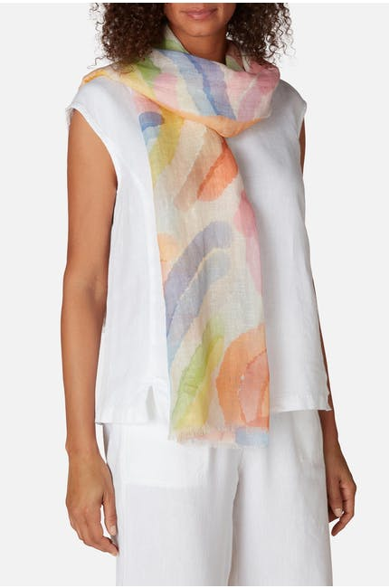 Photo of Pastel Coloured Scarf
