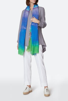 Photo of Colour Blur Scarf