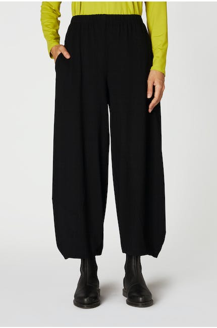 Viscose Jersey Bubble Trouser
