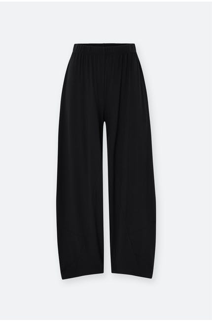 Photo of Viscose Jersey Bubble Trouser