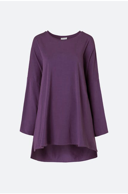 Photo of Cotton Jersey Oversized Top
