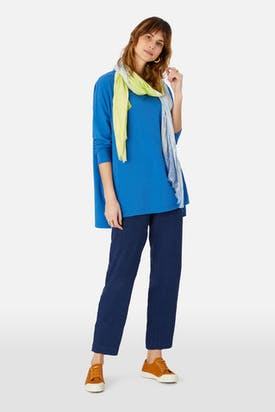 Photo of Cotton Jersey Oversize Top