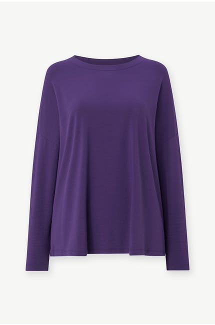 Photo of Viscose Jersey Relaxed Top