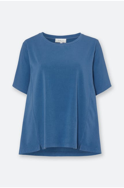 Cotton Jersey Boxy Top