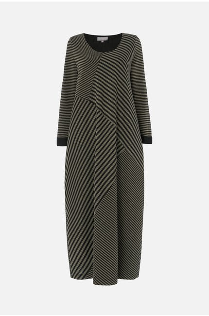Photo of Double Stripe Jersey Dress
