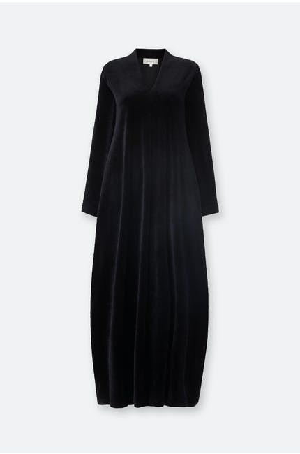 Photo of Velvet Jersey Dress