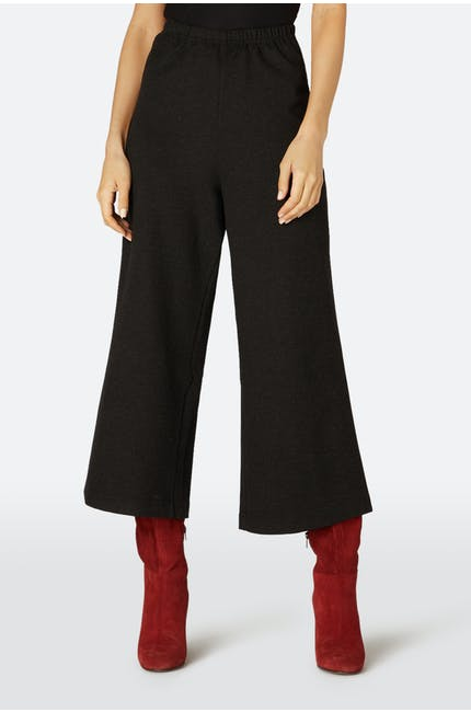 Double Jersey Culottes