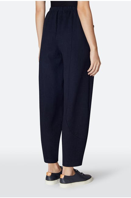 Double Jersey Bubble Trouser