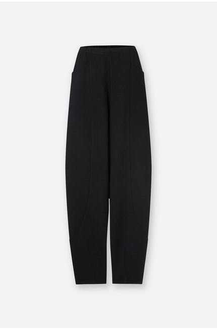 Double Jersey Bubble Trousers