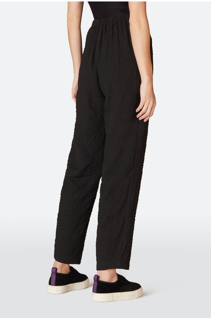 Crinkle Twill Bubble Trouser