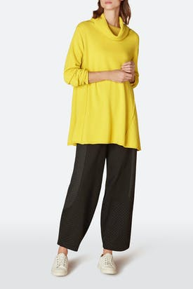 Photo of Dot Ponte Bubble Trouser