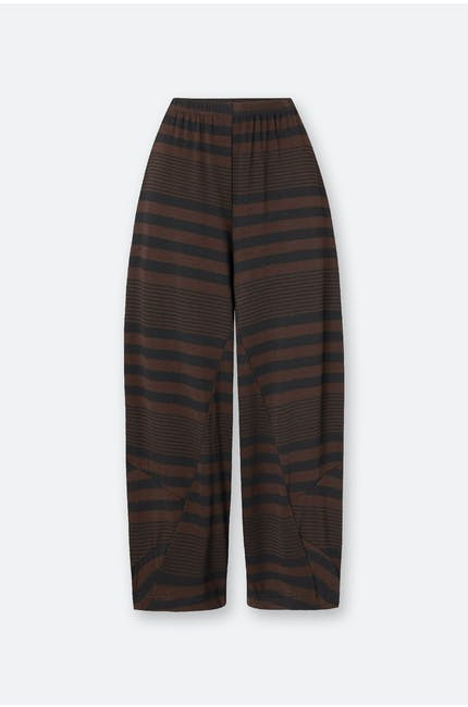 Variegated Stripe Trouser