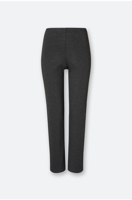 Photo of Melange Ponte Slim Trouser