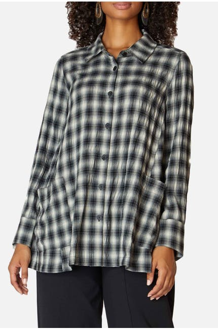 Shadow Check Shirt