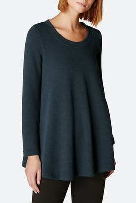 Photo of Textured Jersey Top