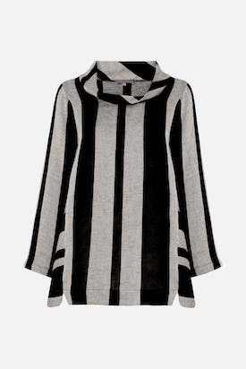 Photo of Linen Stripe Tunic