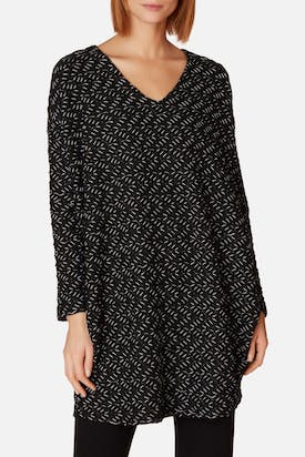 Photo of Mono Twist Jersey Tunic