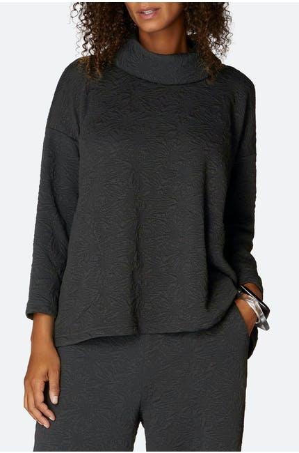 Photo of Dandelion Jacquard Jersey Top