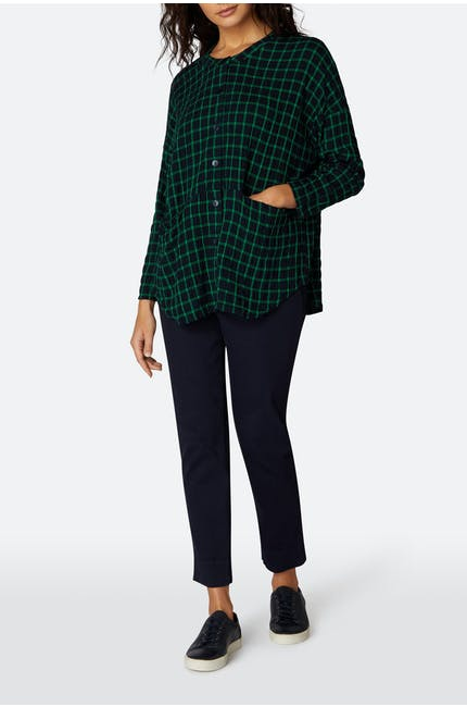 Grid Check Shirt