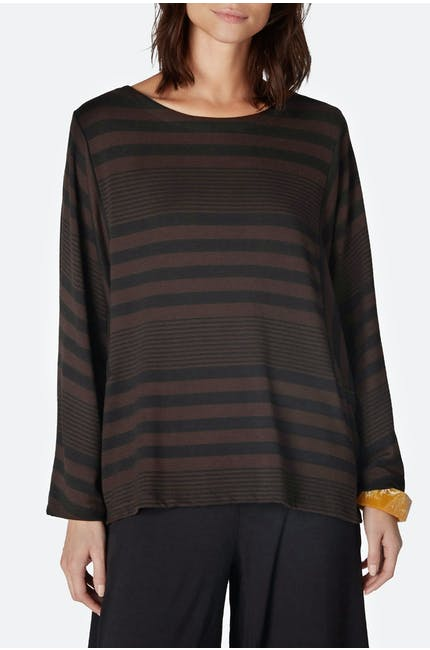 Photo of Variegated Stripe Top