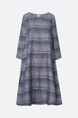 Photo of Stripe Flare Dress