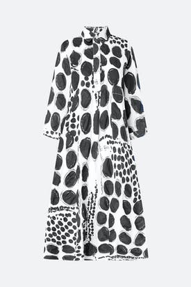 Photo of Spots Shirt Dress
