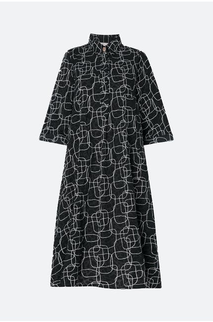 Loops Shirt Dress