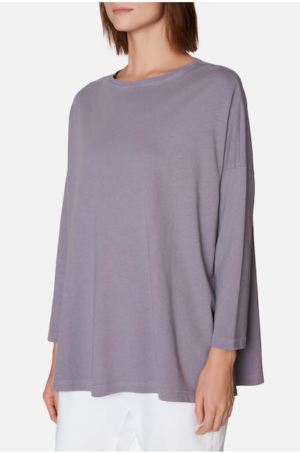 Linen Cotton Easy Tunic