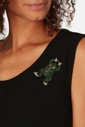 Photo of Frog Brooch