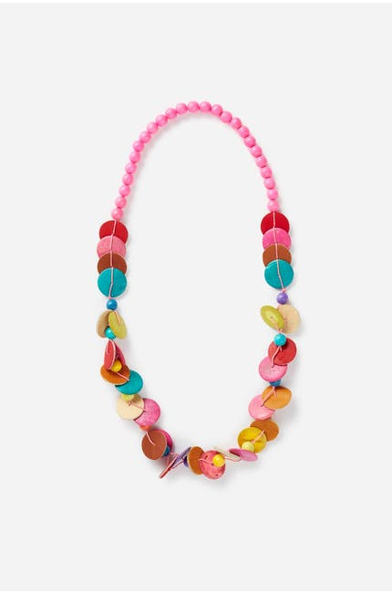 Photo of Multi Button Necklace