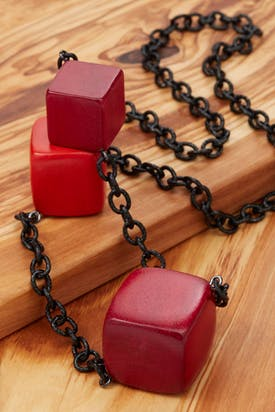 Photo of Triple Cube Necklace