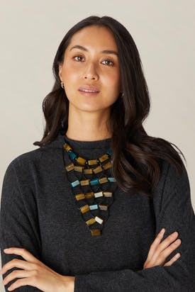 Photo of Horn Collar Necklace