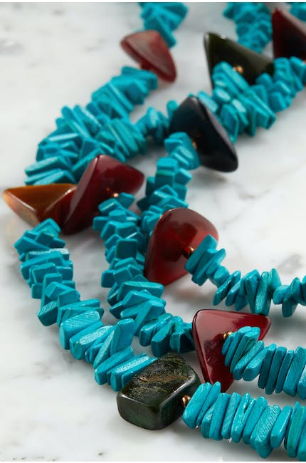 Photo of Turquoise Detail Necklace